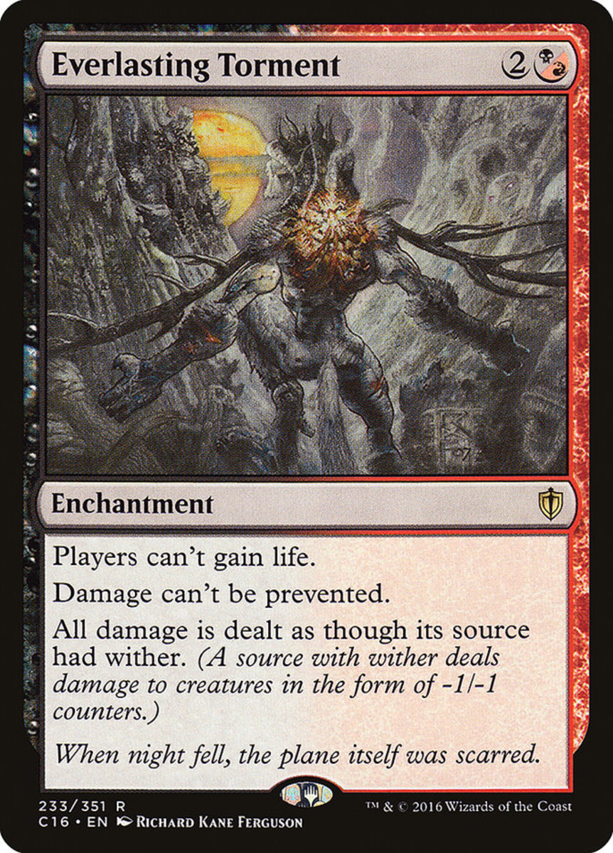 Everlasting Torment mtg