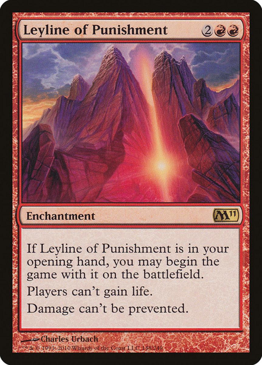 Leyline of Punishment mtg