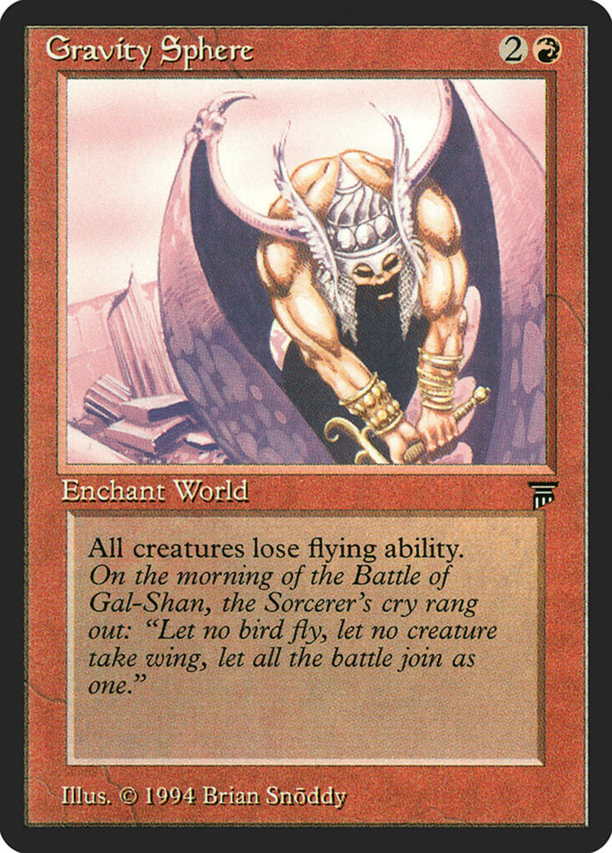 Top 10 World Enchantments in Magic: The Gathering