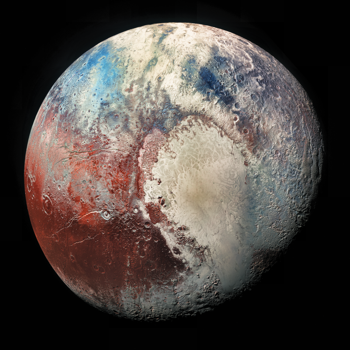 In 2006, Pluto was reclassified as a dwarf planet.