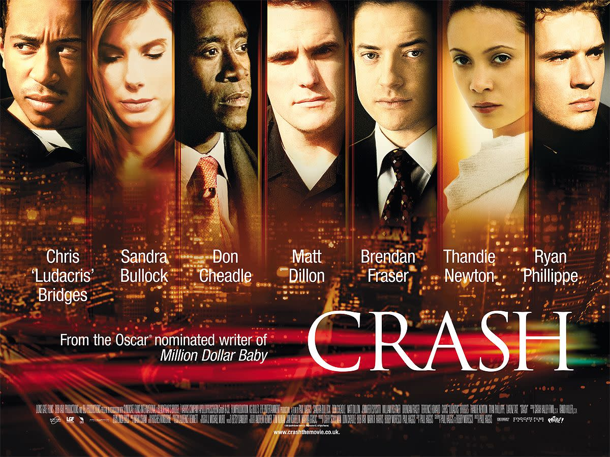 "In 2006, ""Crash"" won an Oscar for Best Picture."