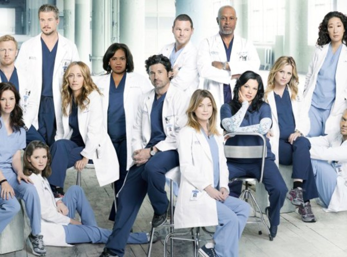 "In 2006, ""Grey's Anatomy"" was a popular TV show."