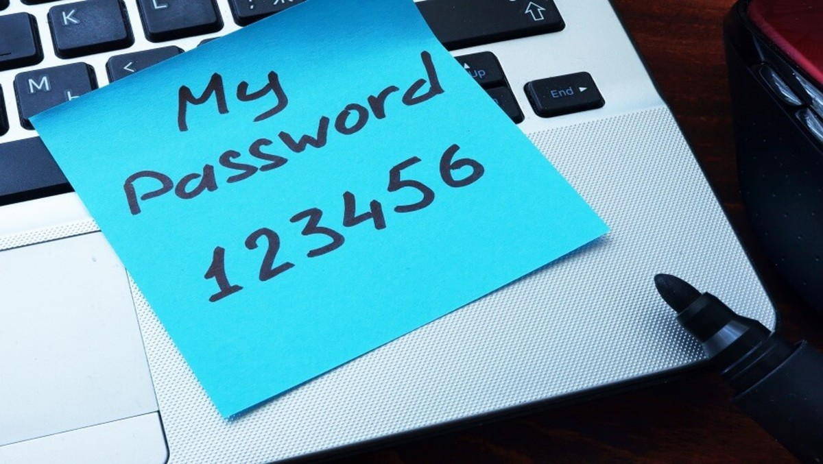"In 2006, ""123456"" was a common password."