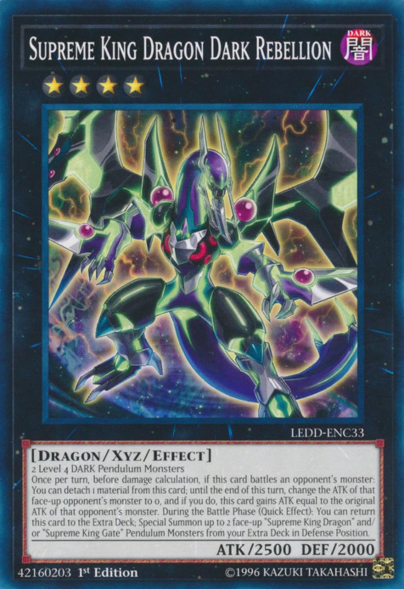 Supreme King Dragon Dark Rebellion
