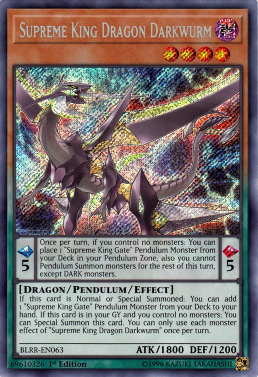 Supreme King Dragon Darkwurm