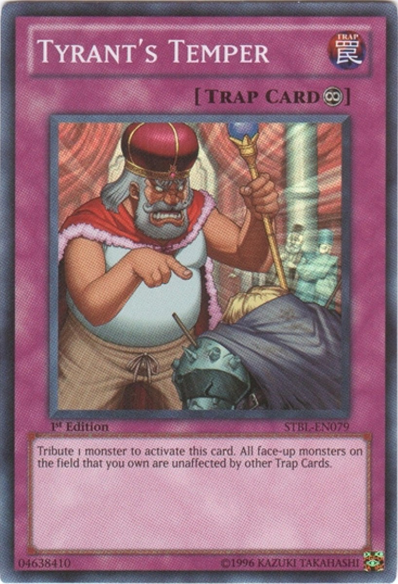 Top 10 Trap-Negating Cards in Yu-Gi-Oh