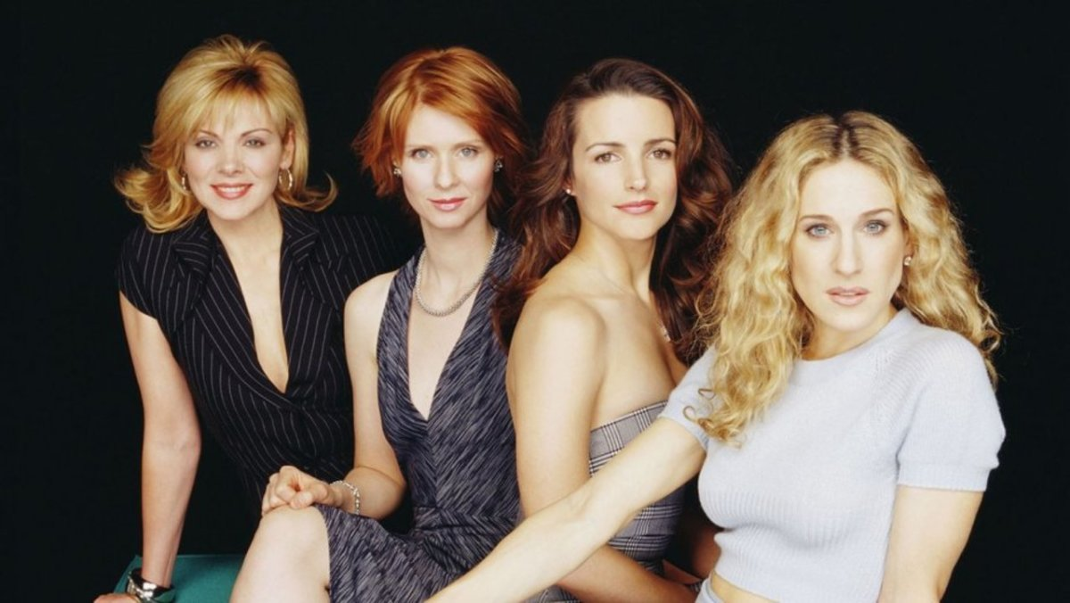 "In 1998, the TV sitcom ""Sex and the City"" premiered."