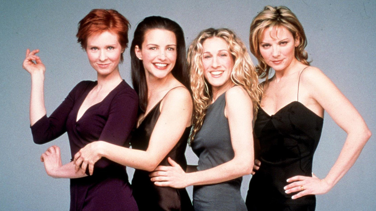 "In 1998, the TV sitcom ""Sex in the City"" premiered on HBO."