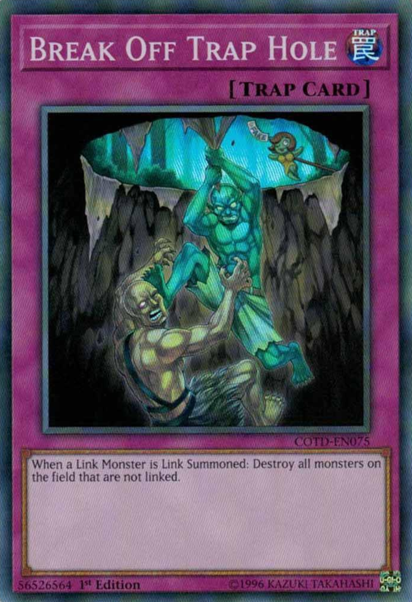 Top 10 Trap Hole Cards in Yu-Gi-Oh
