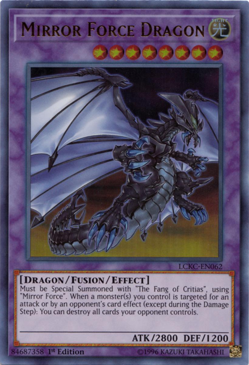 Mirror Force Dragon