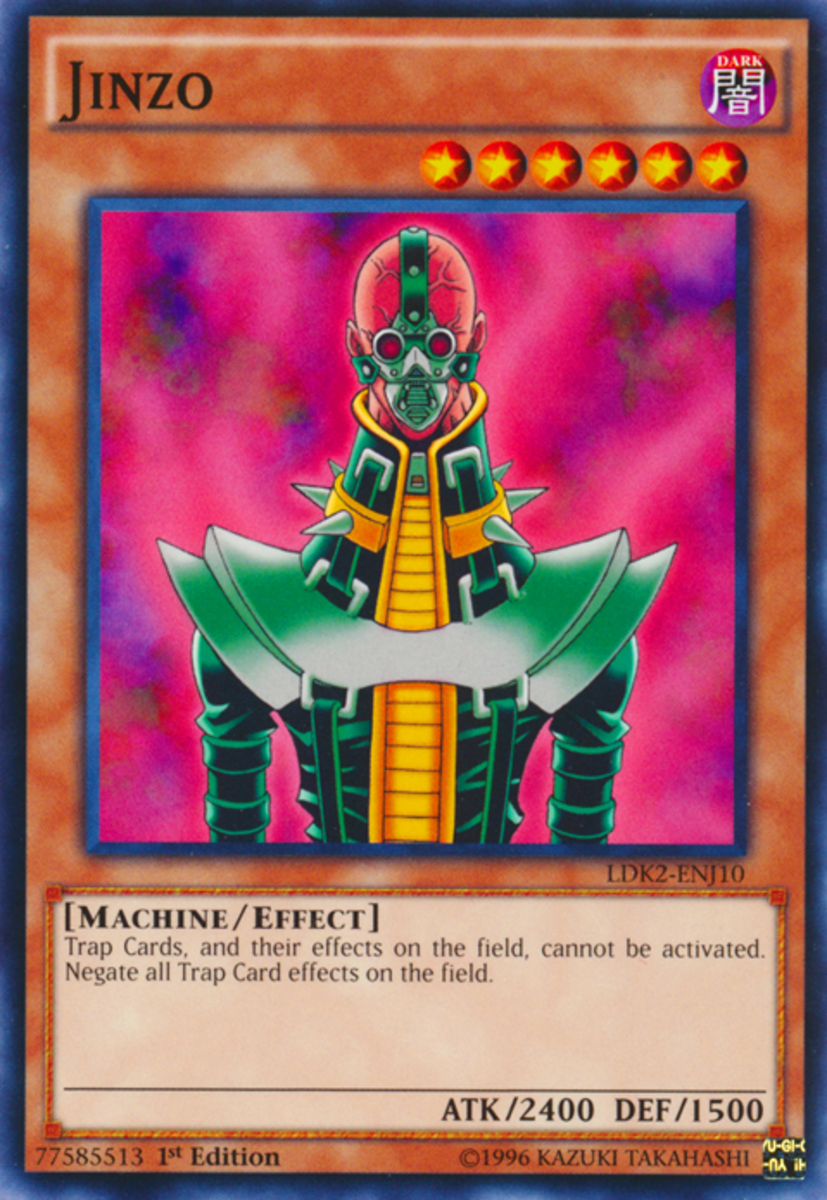 Top 10 Cards You Need for Your Jinzo Deck in Yu-Gi-Oh