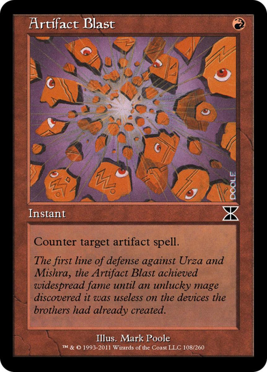 Artifact Blast