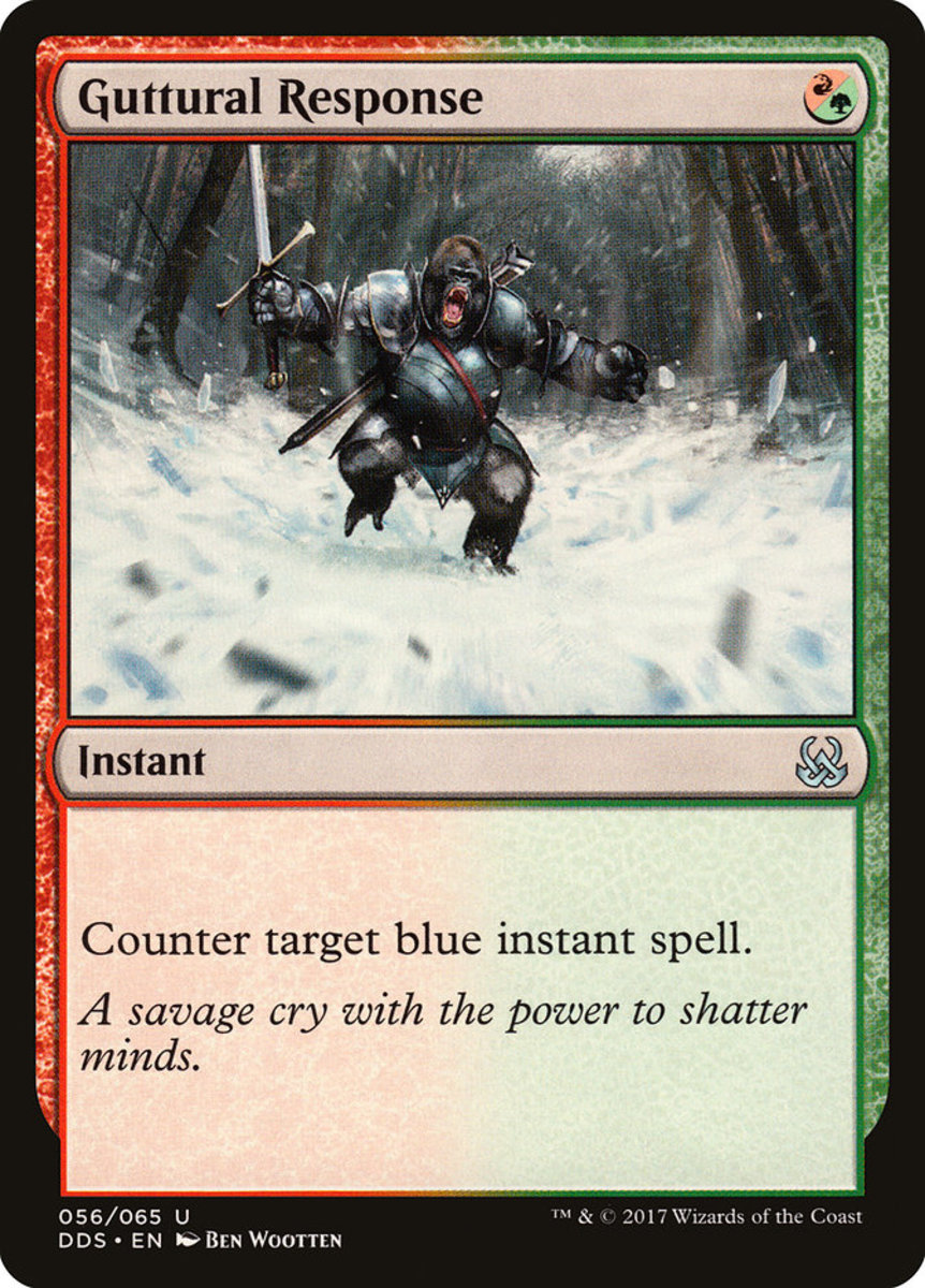 Top 10 Non-Blue Counterspells in Magic: The Gathering