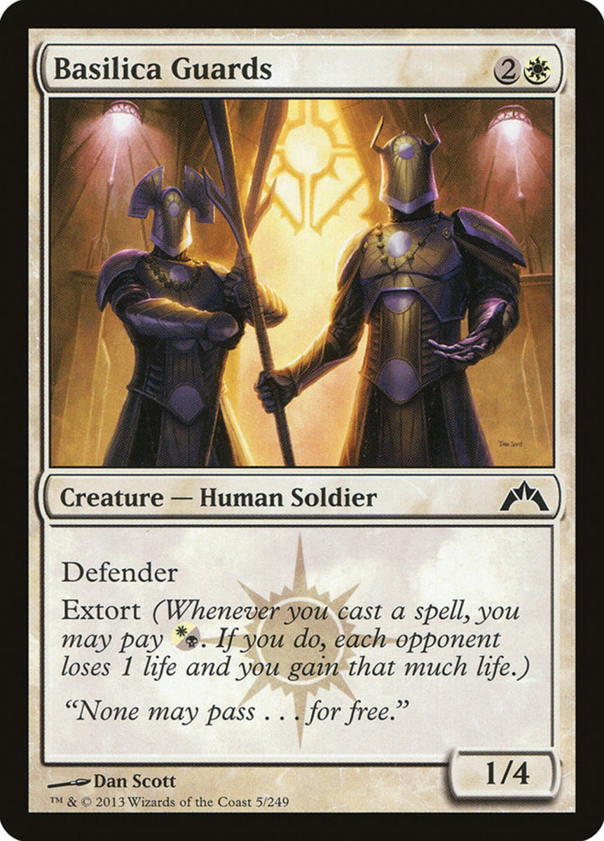 Top 10 Extort Cards in Magic: The Gathering