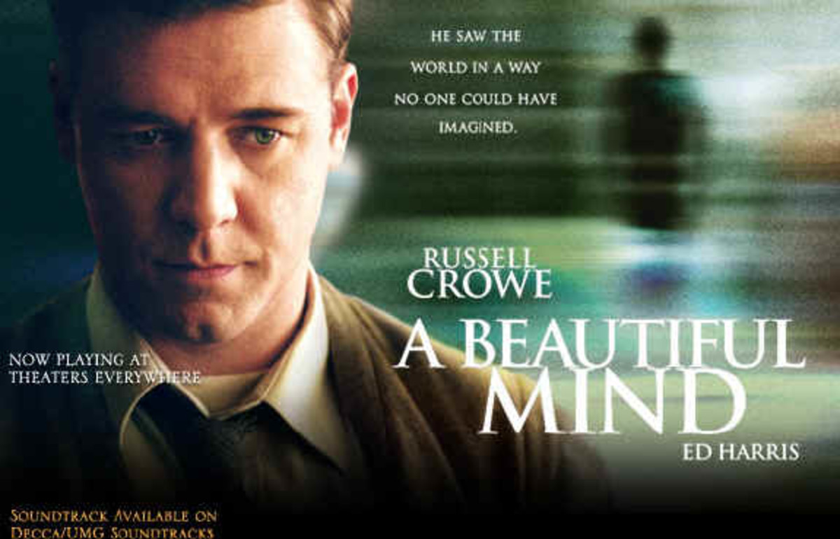 "In 2002, ""A Beautiful Mind"" won an Oscar for Best Picture."