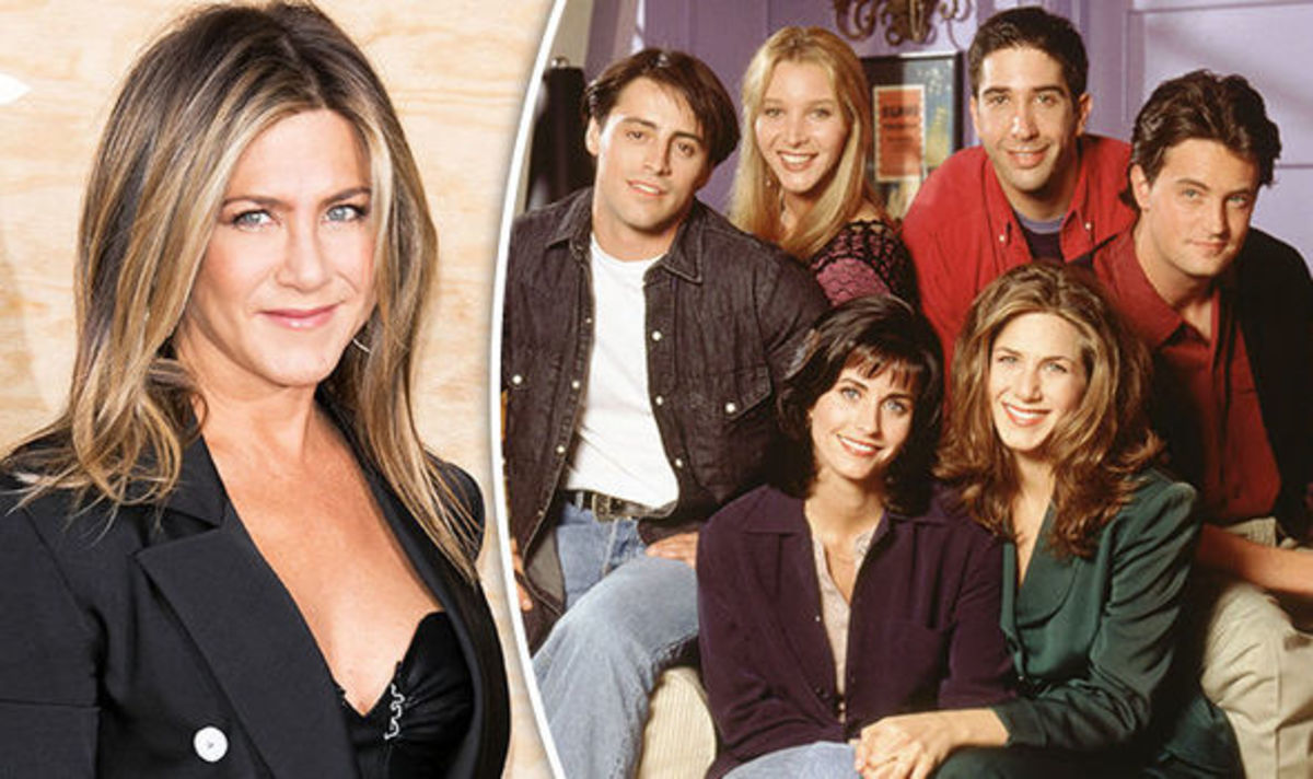 """In 2002, Jennifer Anniston (""""Friends"""") won an Emmy for Outstanding Lead Actress in a Comedy Series."""