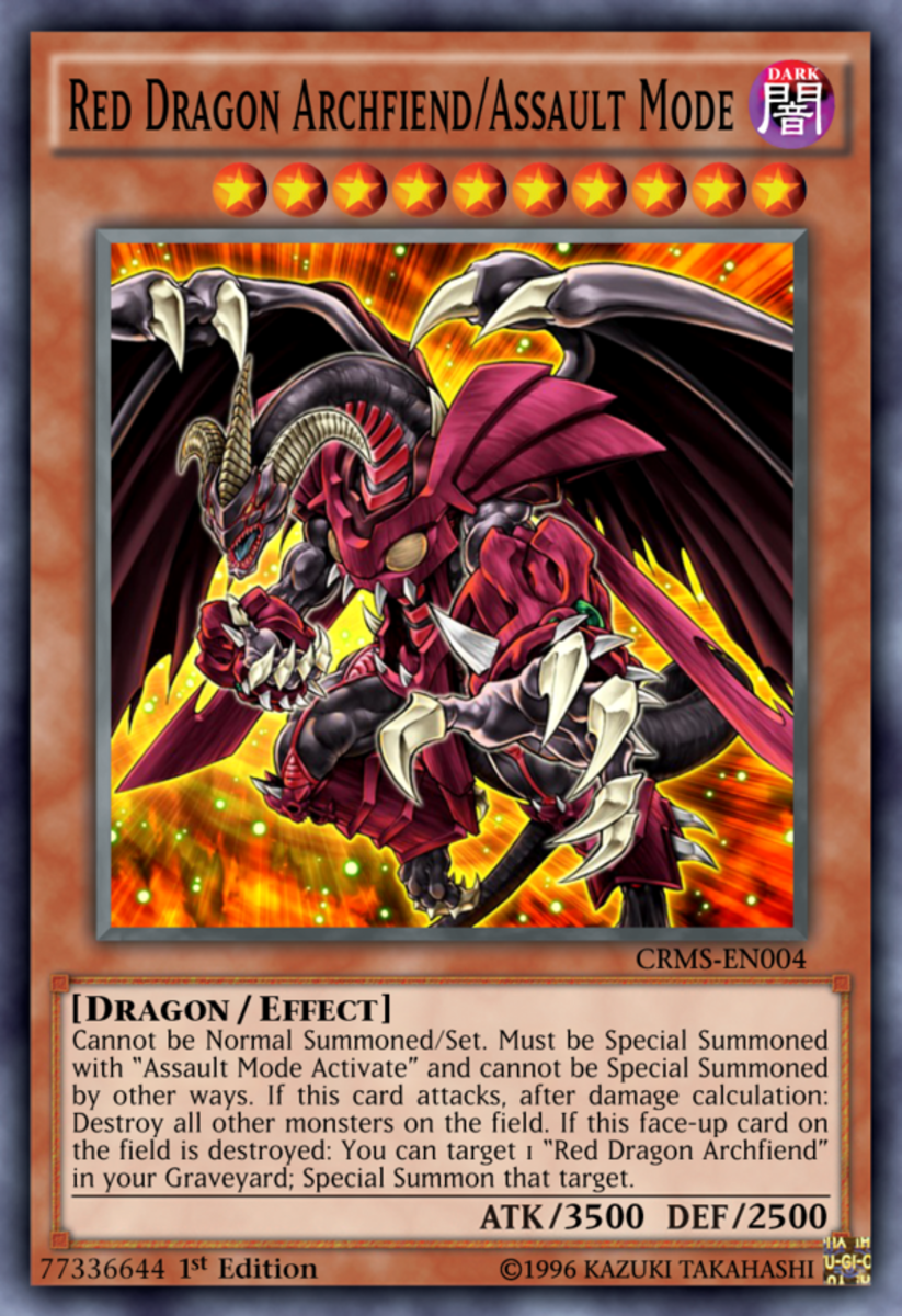 Top 7 Assault Mode Yu-Gi-Oh Monsters | HobbyLark