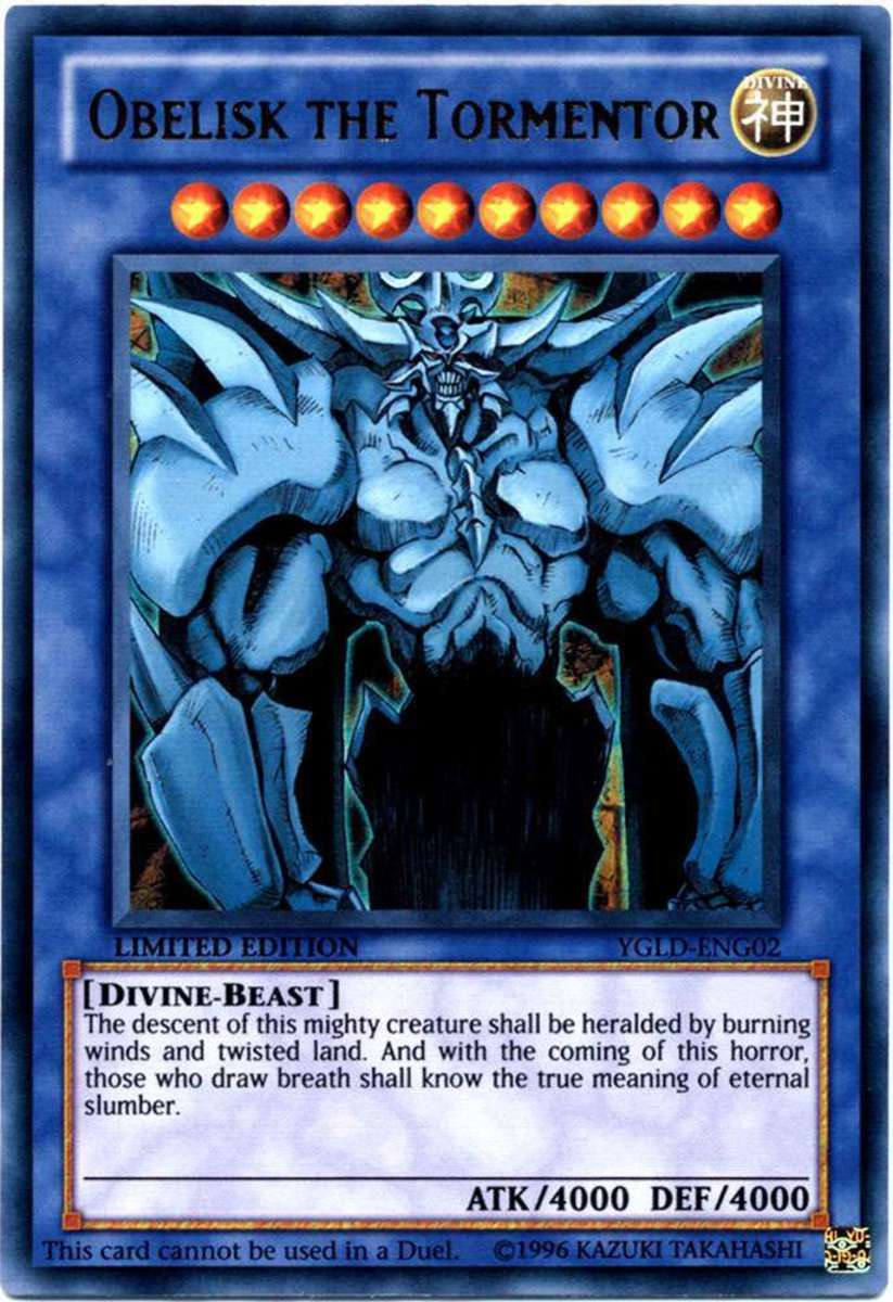 Top 10 Monsters With Weird Stats in Yu-Gi-Oh