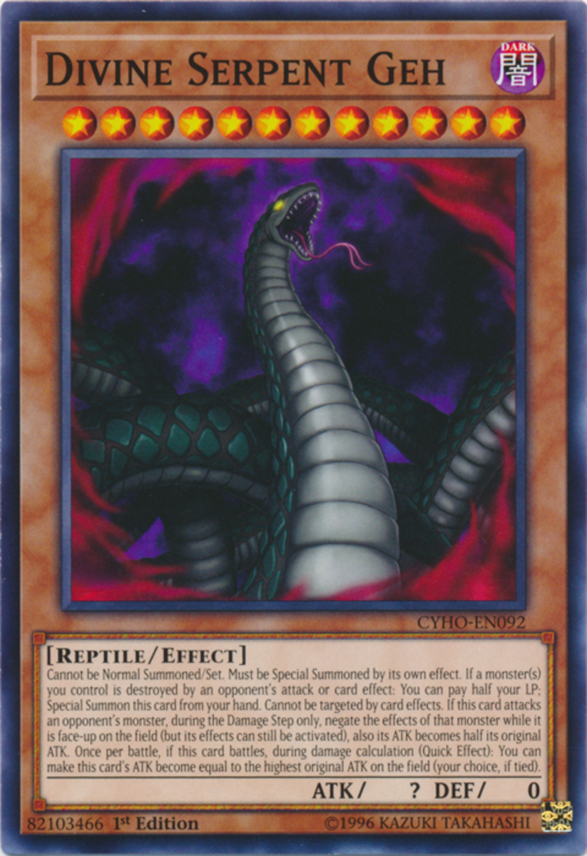 Divine Serpent Geh (legal card)
