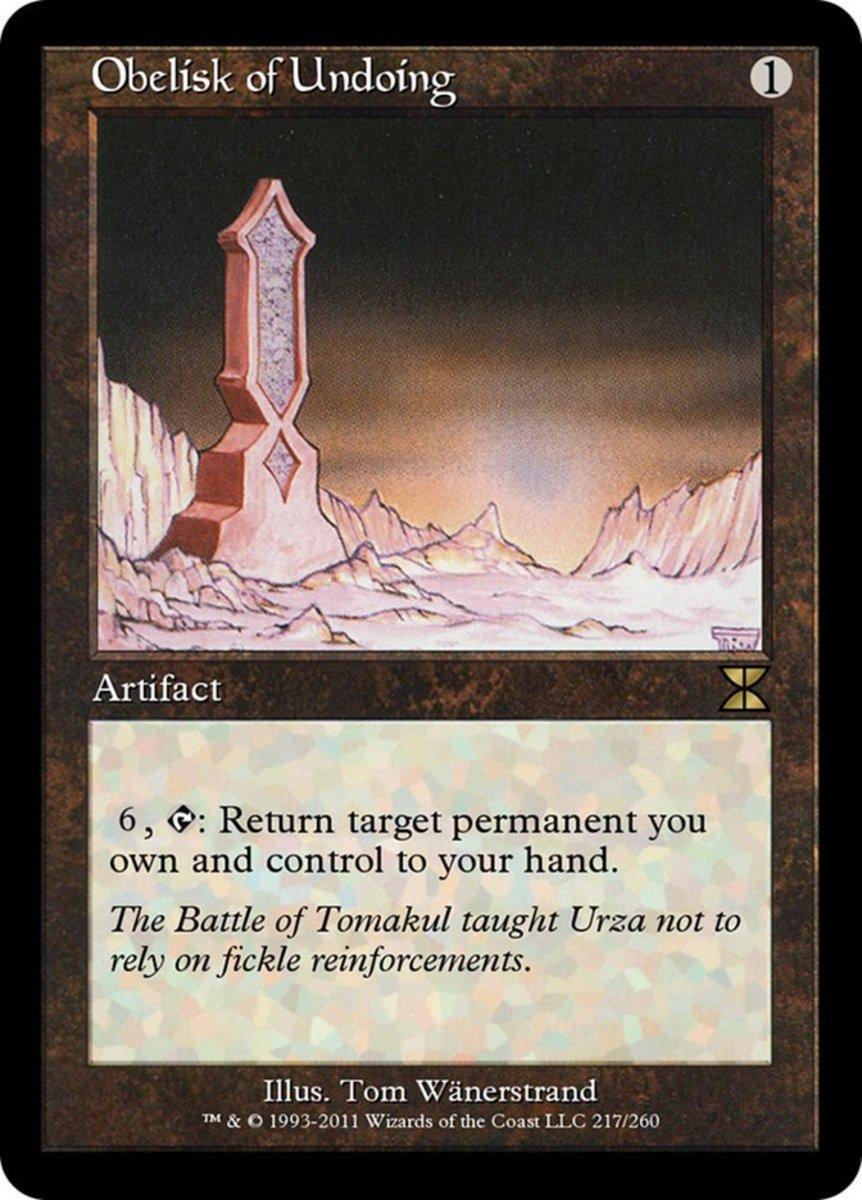 Obelisk of Undoing