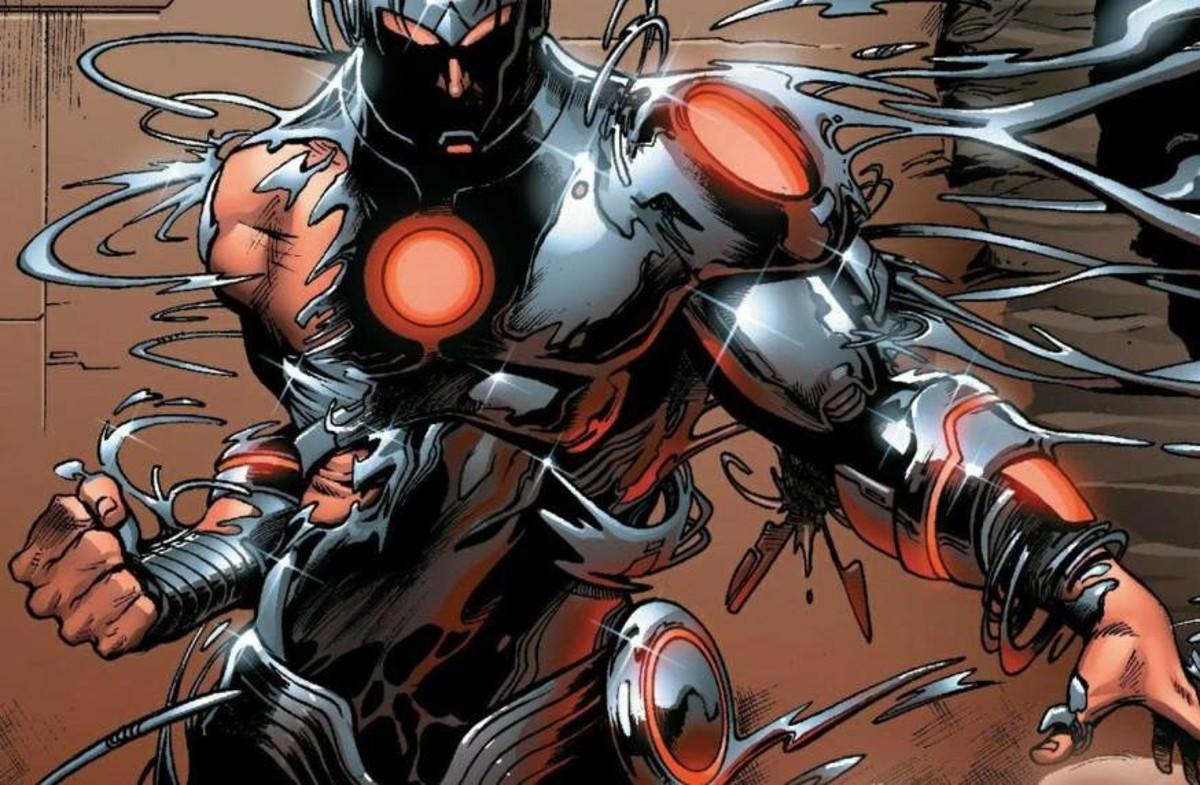 Iron Man's Endo-Sym Armor