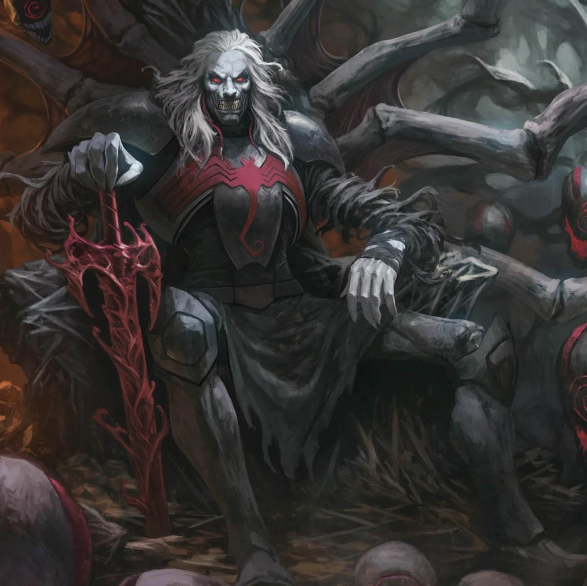 Evil god Knull