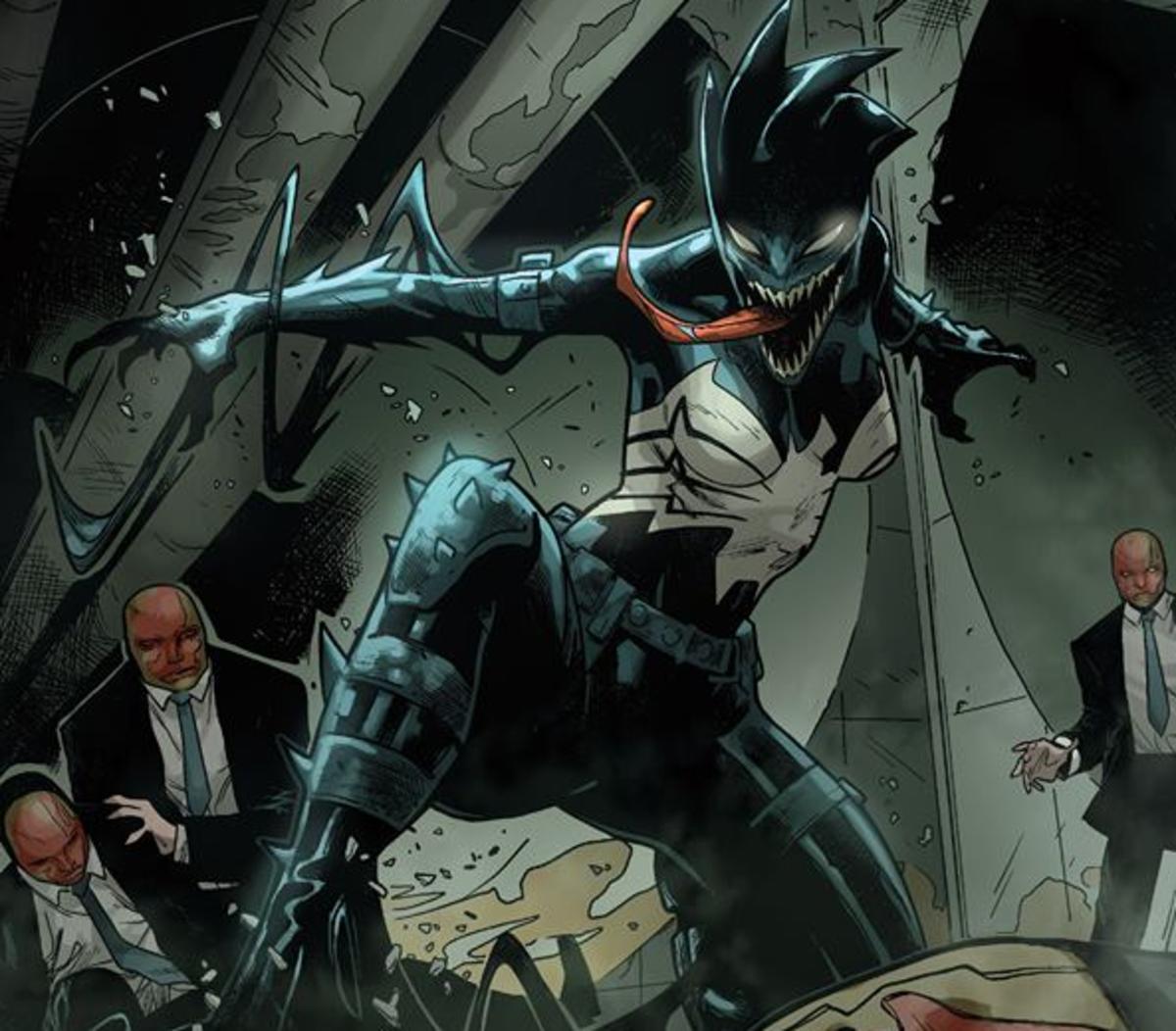 The Mania Symbiote