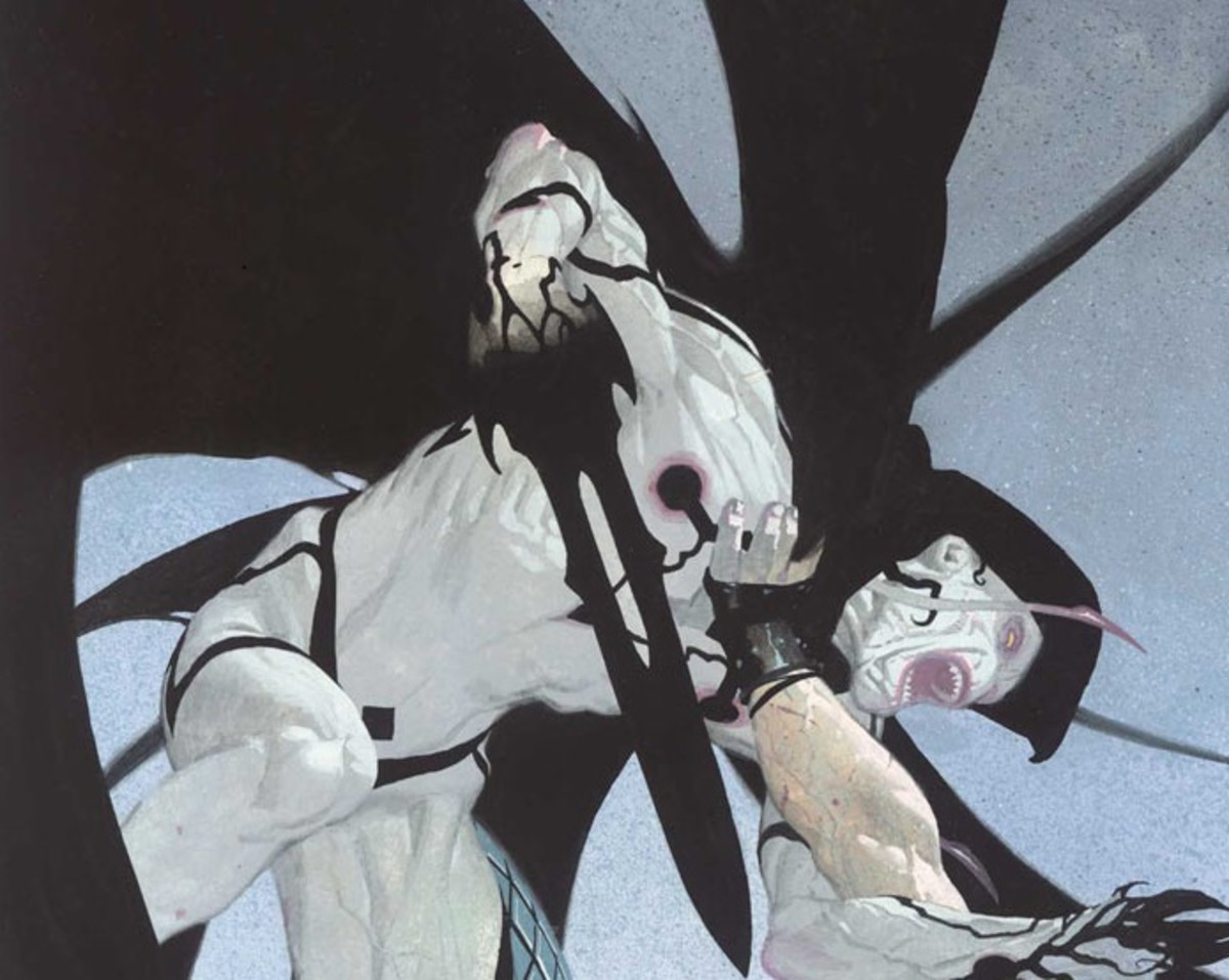 Gorr with the All-Black Symbiote