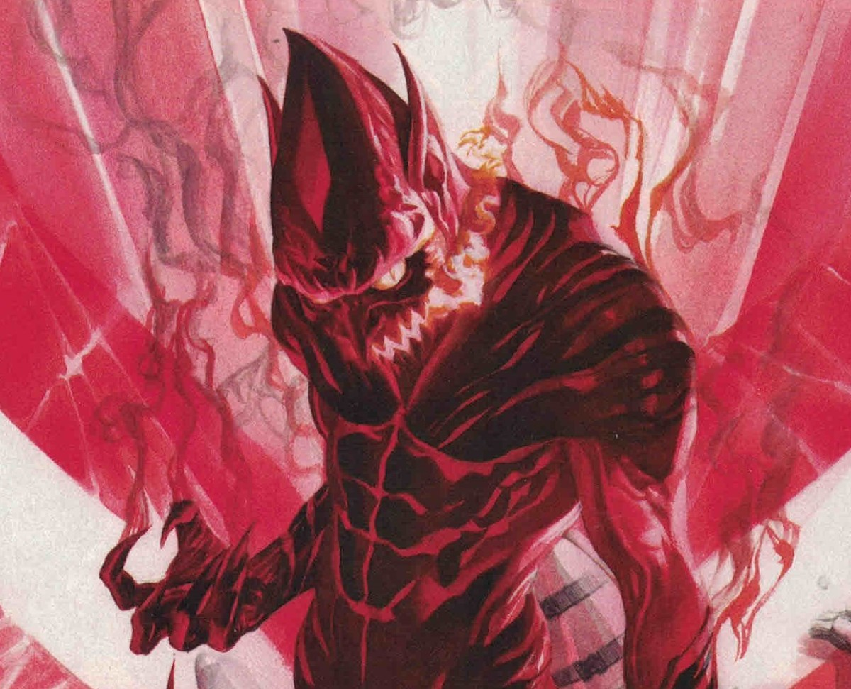 The Red Goblin Symbiote