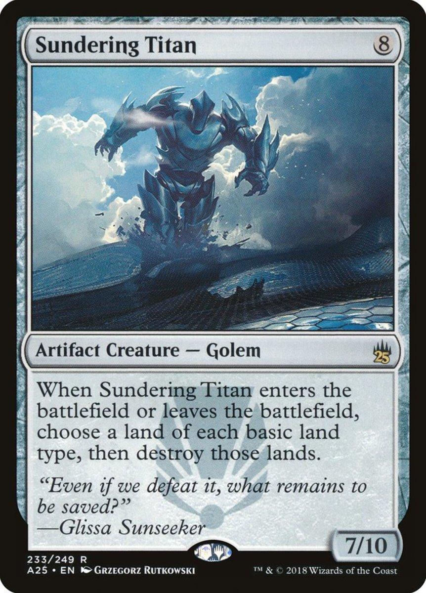 Top 10 Banned Cards in Magic: The Gathering (for Commander)