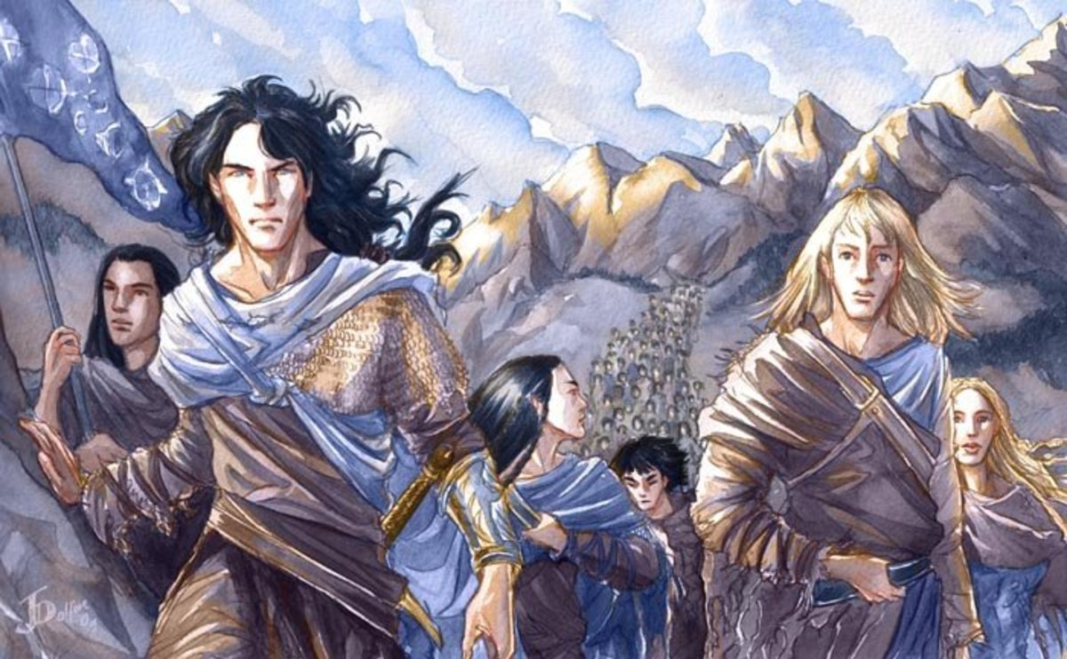 Middle-Earth Profiles: Fingolfin