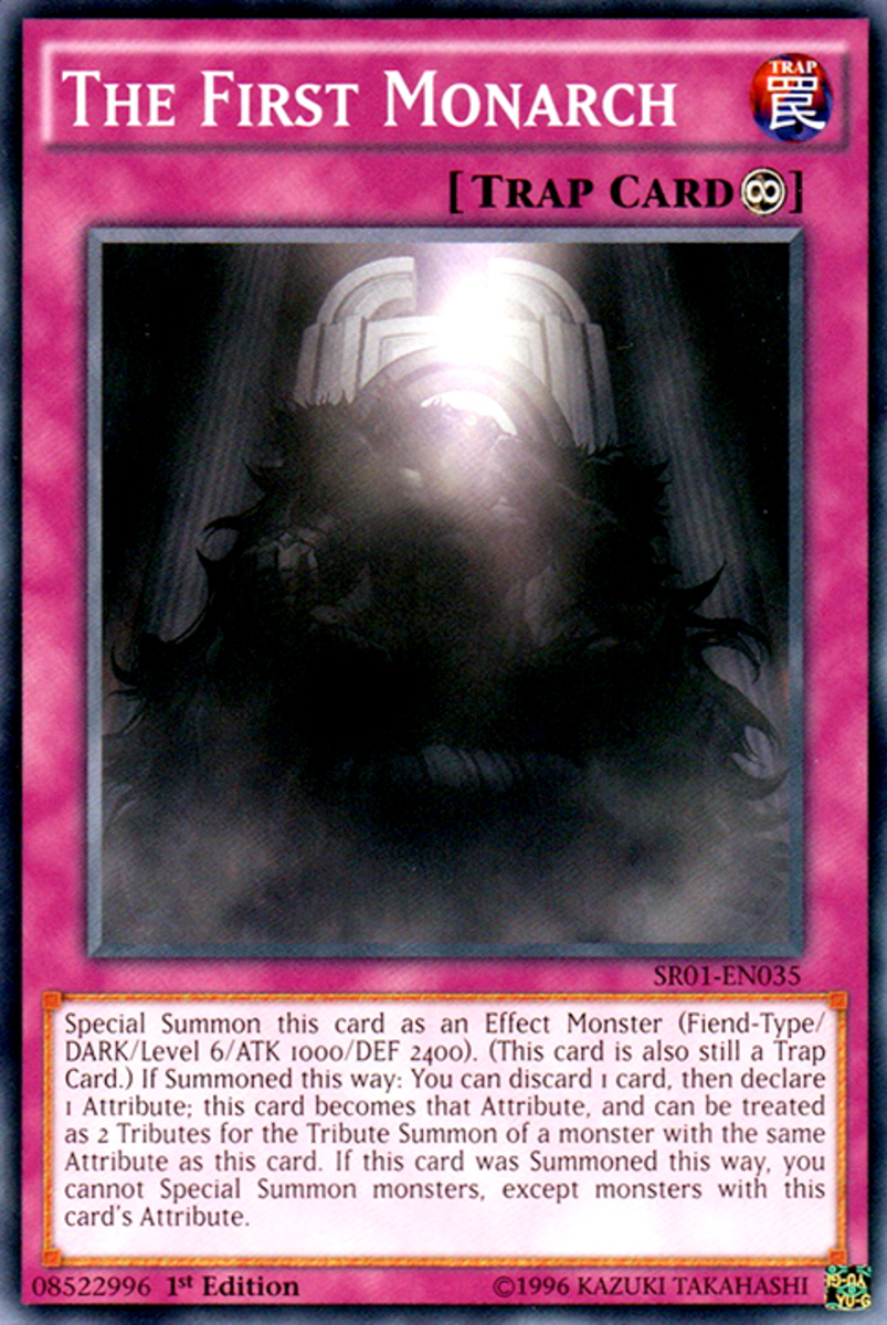 Top 10 Trap Monsters in Yu-Gi-Oh