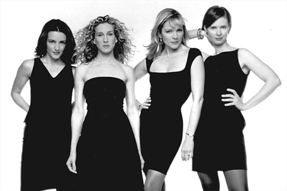 "In 2001, ""Sex and the City"" won an Emmy for Outstanding Comedy Series."