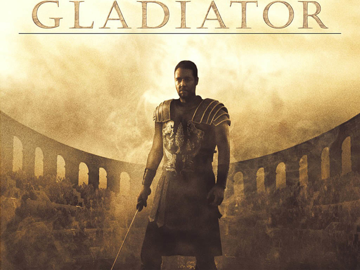 "In 2001, ""Gladiator"" won an Oscar for Best Picture."