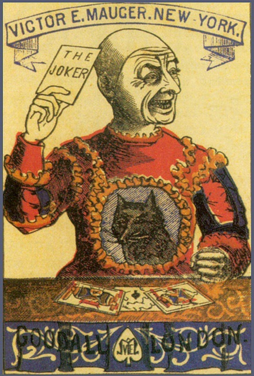 The History of the Joker Card