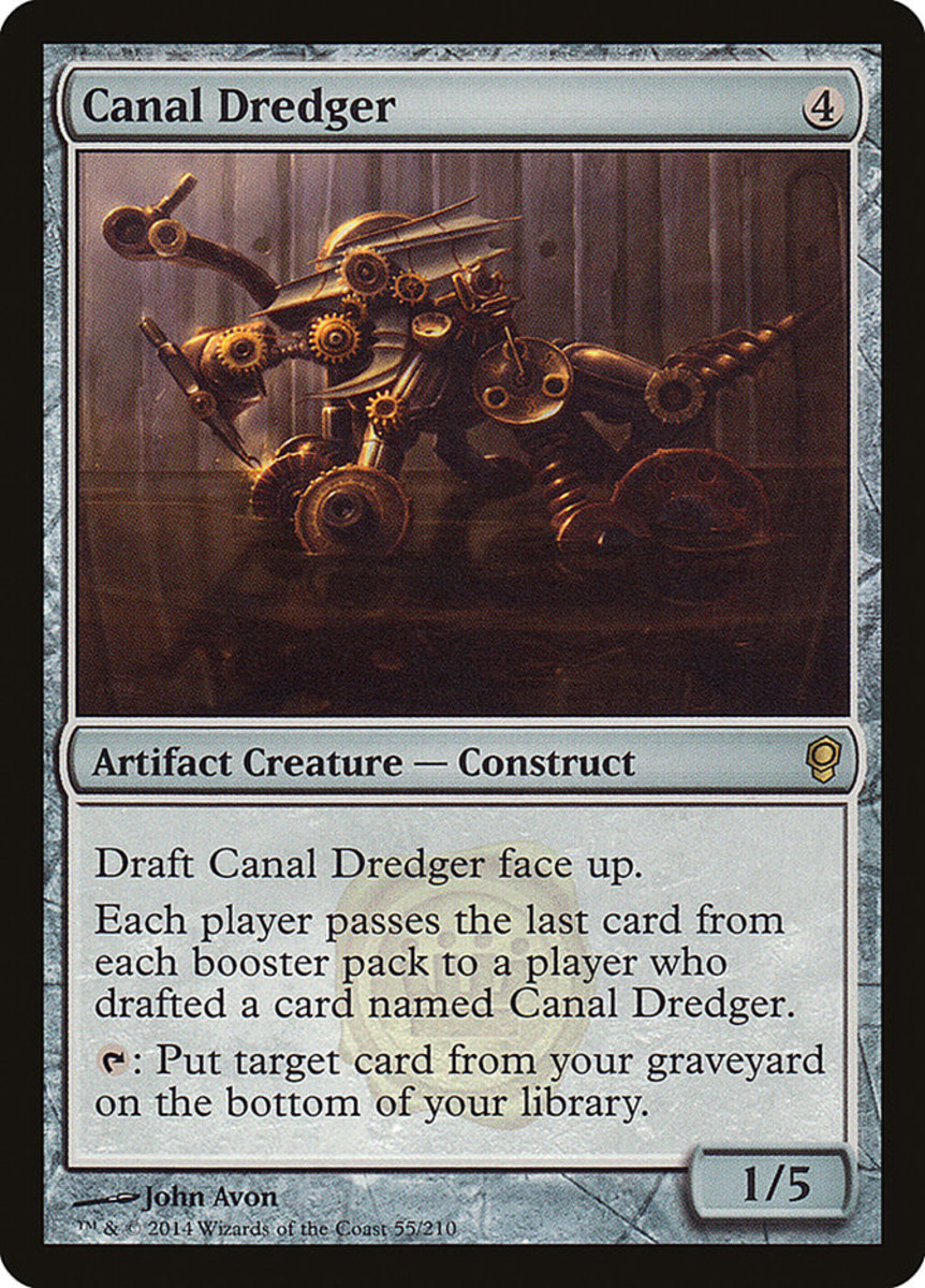 Top 10 Draft Cards in Magic: The Gathering