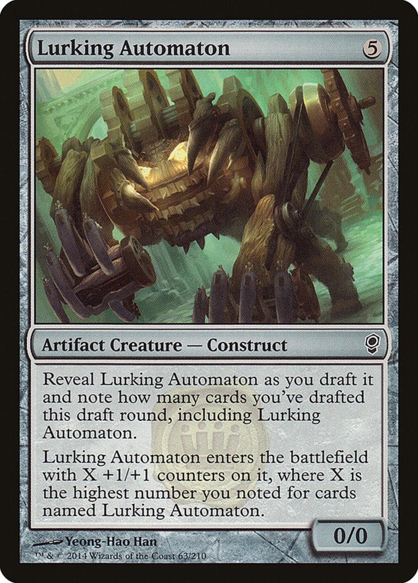 Lurking Automaton