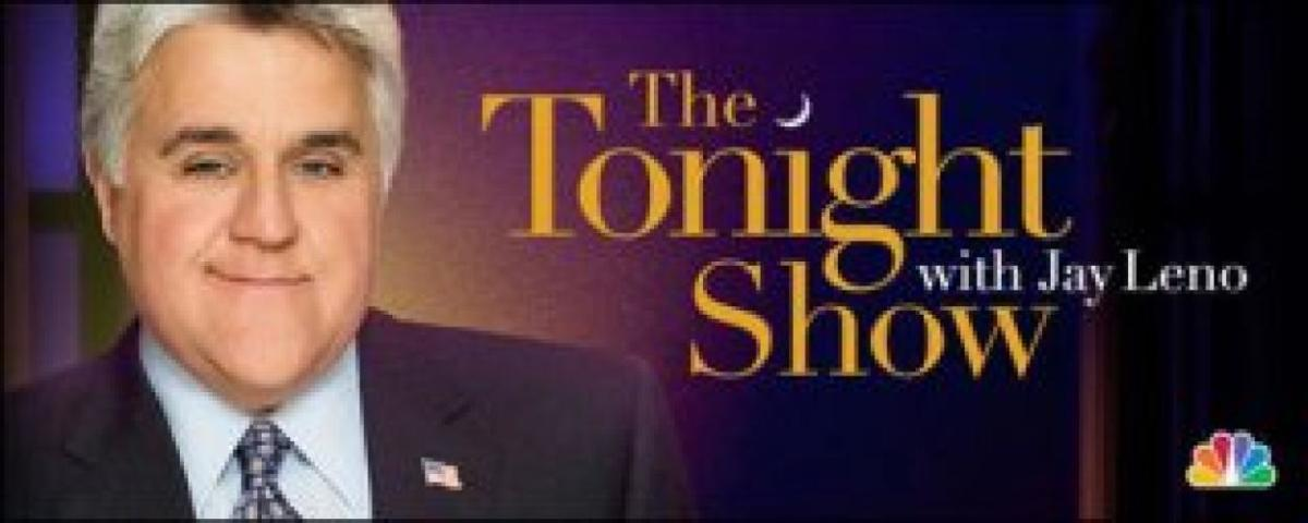 "In 1995, ""The Tonight Show with Jay Leno"" was a popular late-night talk show hosted by Jay Leno."