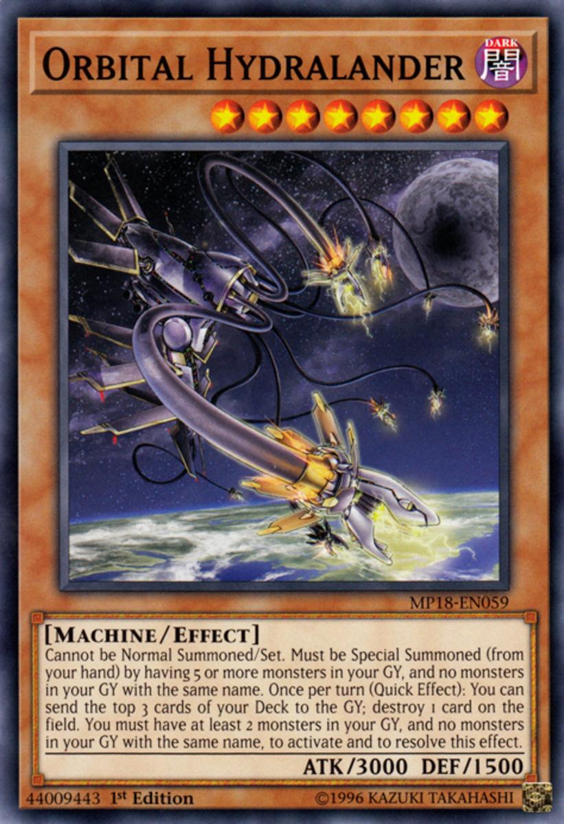 Orbital Hydralander
