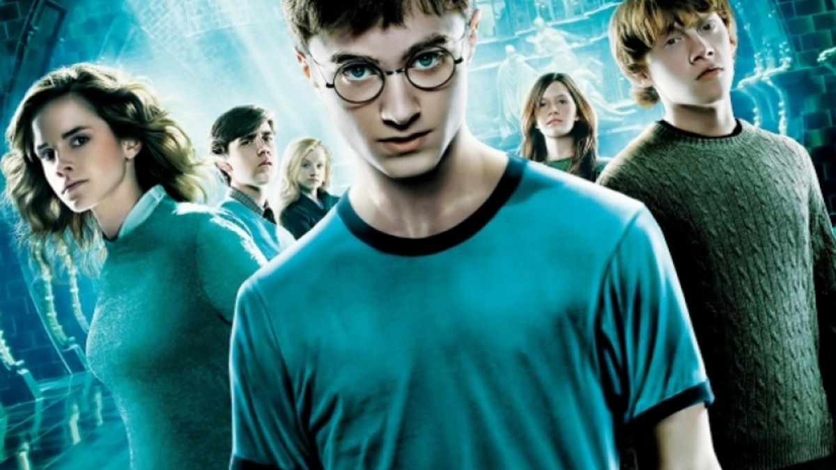 """In 2007, """"Harry Potter and the Order of the Pheonix"""" was a box office success."""