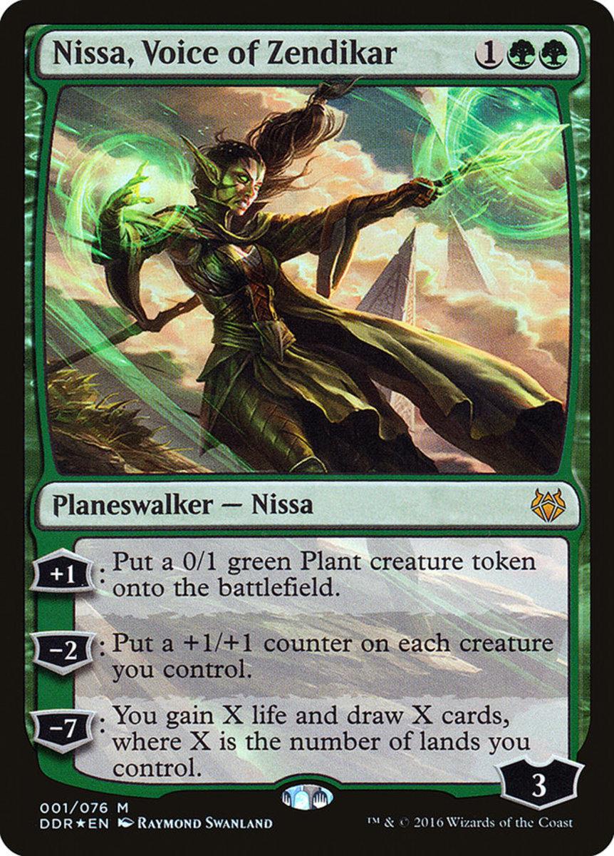 Nissa, Voice of Zendikar