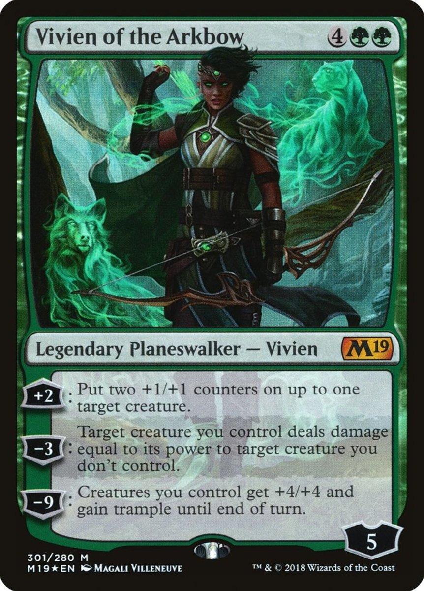 Vivien of the Arkbow