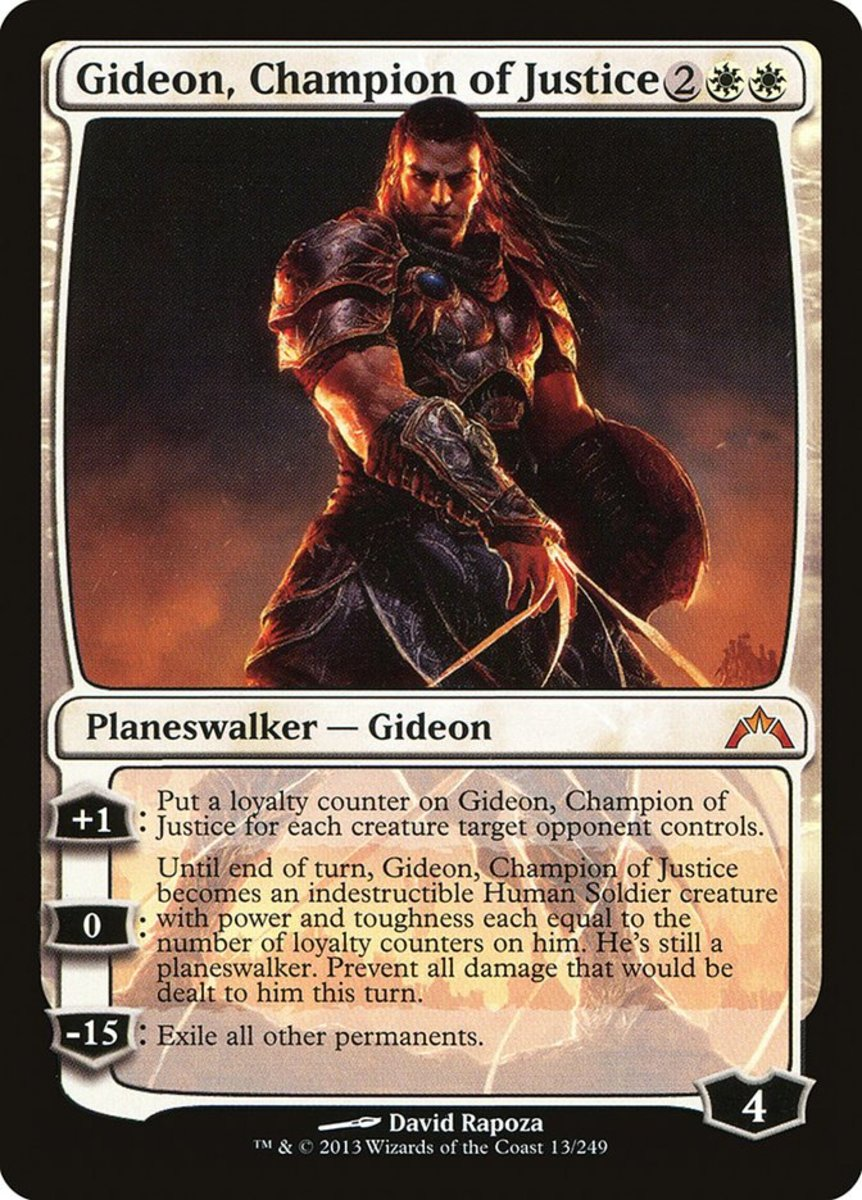 Top 10 White Planeswalkers in Magic: The Gathering