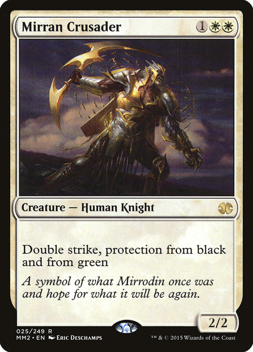 Top 10 Creatures With Protection From Black in Magic: The Gathering