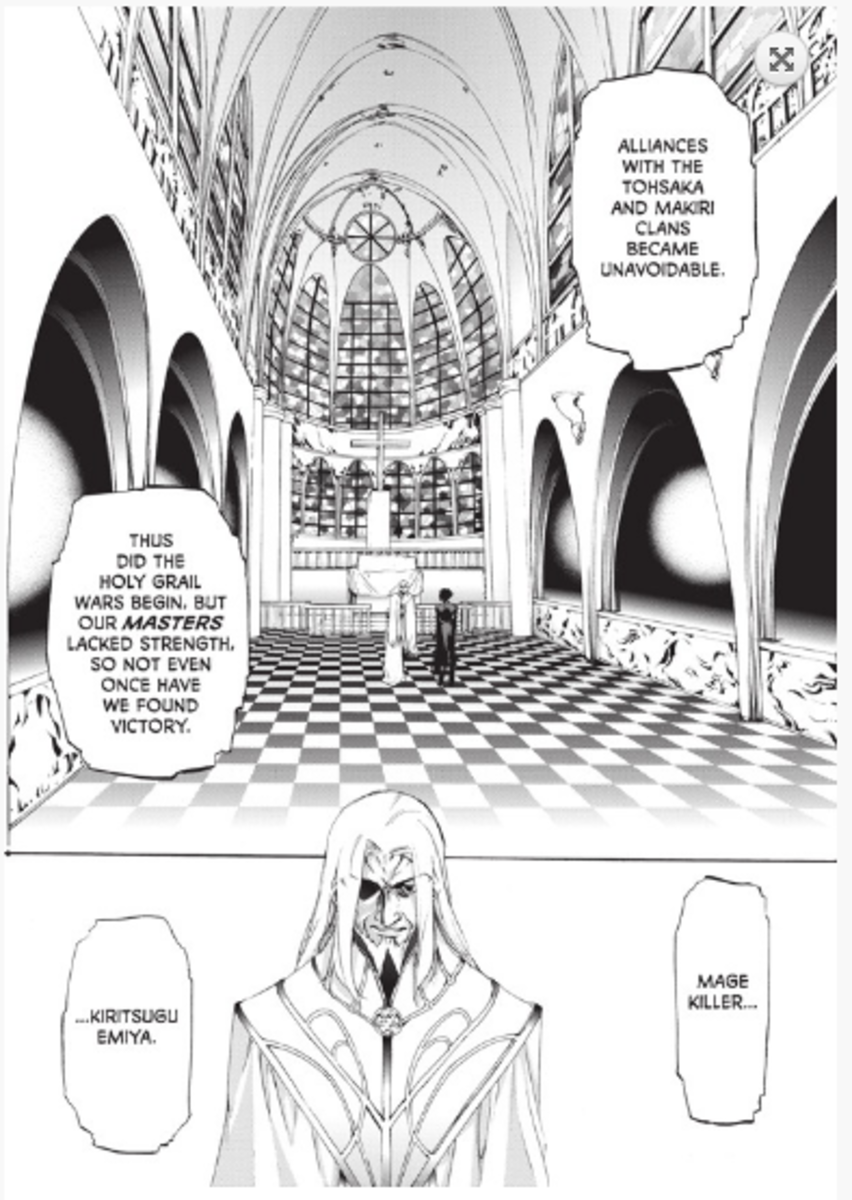 manga-review-fatezero-volume-1-by-shinjiro