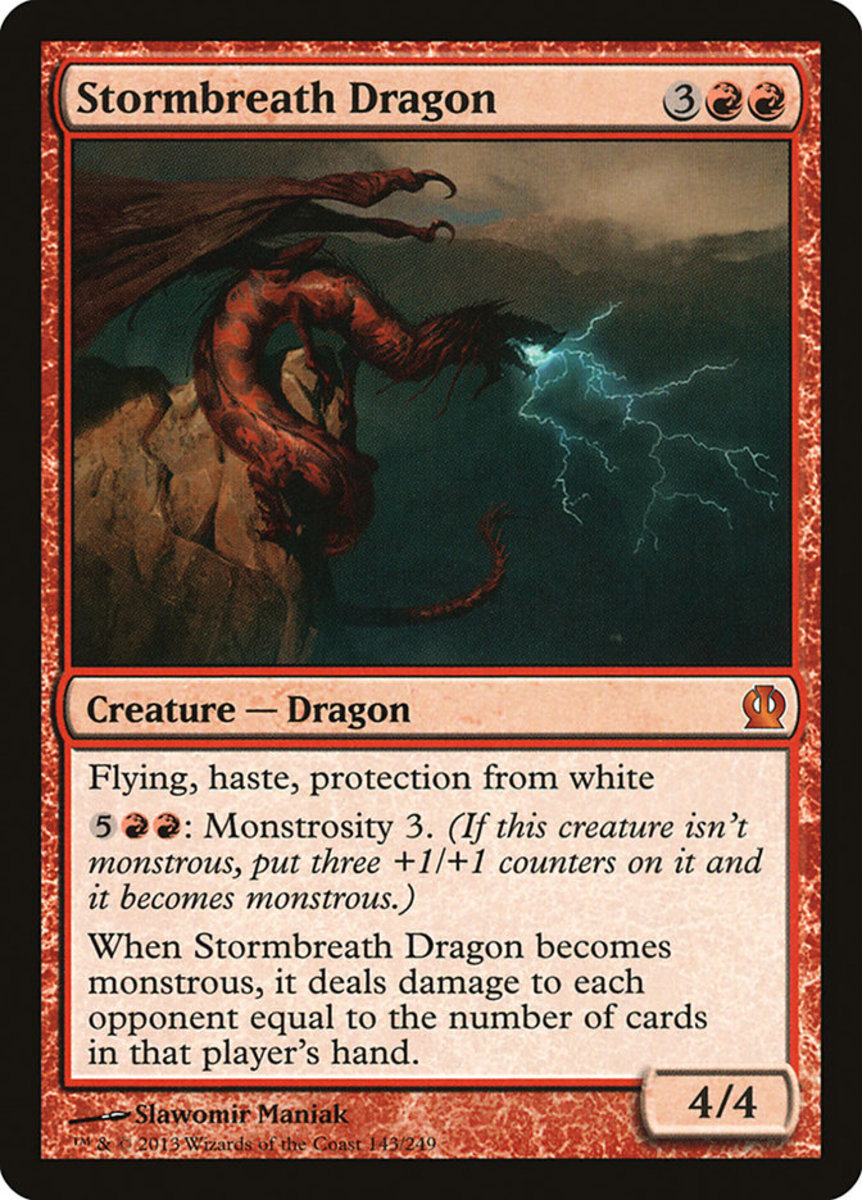 Stormbreath Dragon