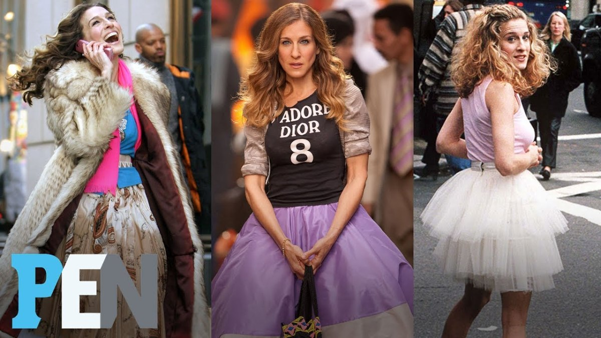 """In 2004, Sarah Jessica Parker (""""Sex and the City"""") won an Emmy for Outstanding Lead Actress in a Comedy Series."""