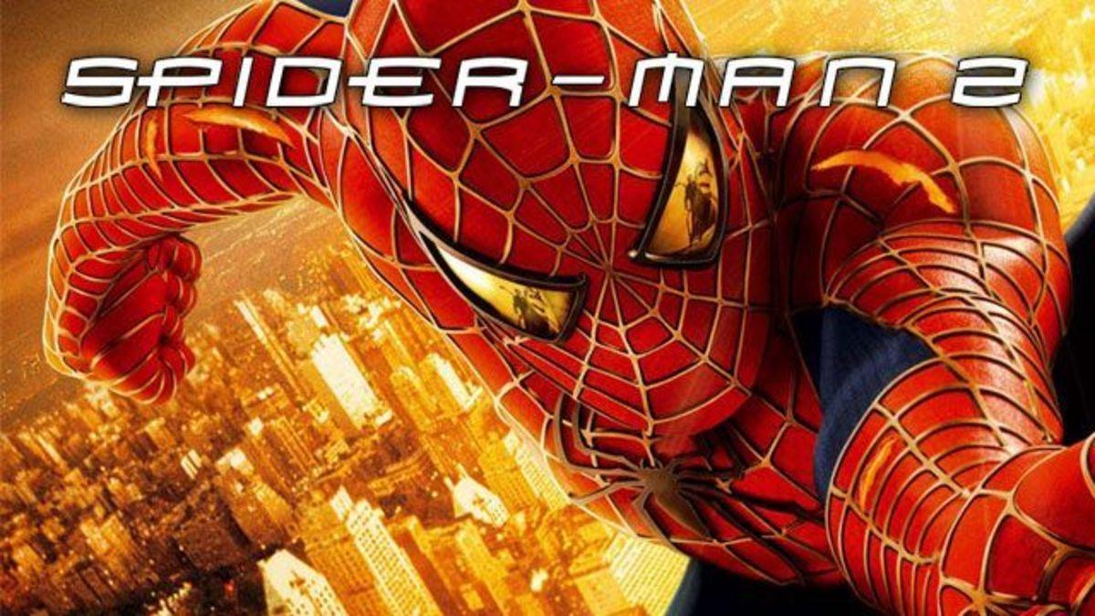 """In 2004, """"Spider-Man 2"""" was a popular movie."""