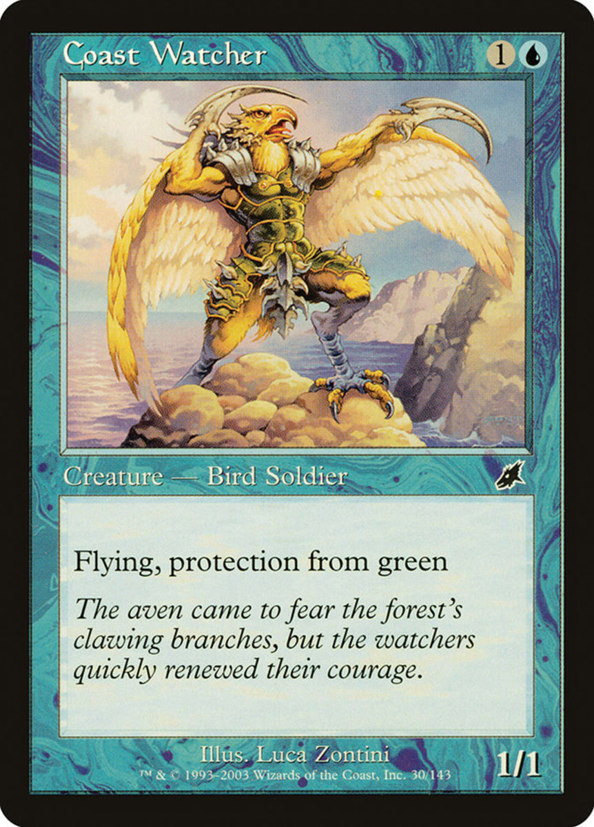 Top 10 Cards With Protection From Green in Magic: The Gathering