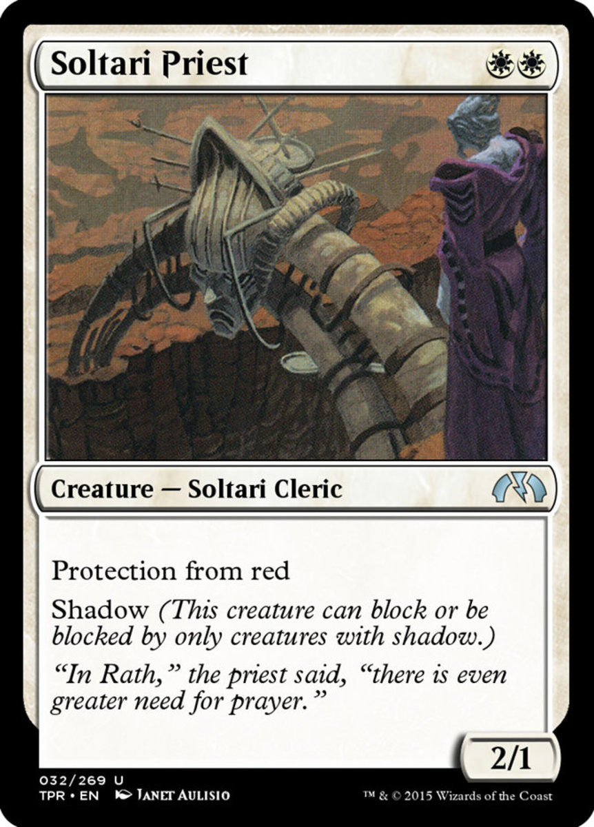 Top 10 Creatures With Protection From Red in Magic: The Gathering